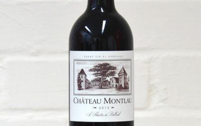 Chateau Montlau Le Classique 2015 Bordeaux Superior